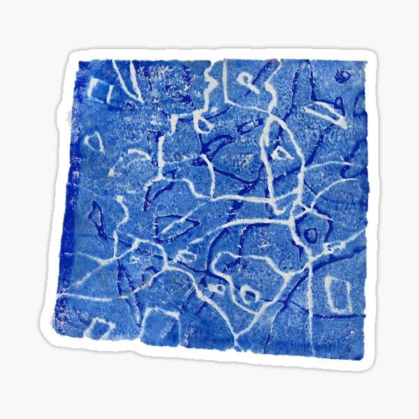 Caribbean Sea Sticker