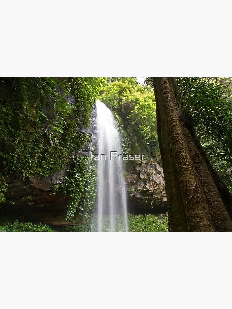 Crystal Falls by Mowog