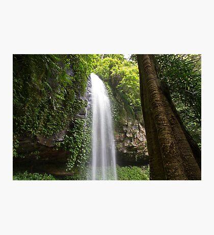 Crystal Falls Photographic Print