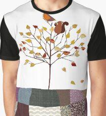 4 Season Series - Autumn Graphic T-Shirt