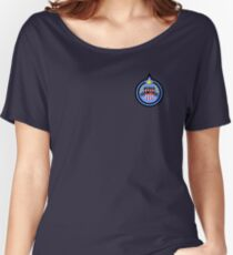 USS Sulaco - Colonial Marine Corps Women's Relaxed Fit T-Shirt