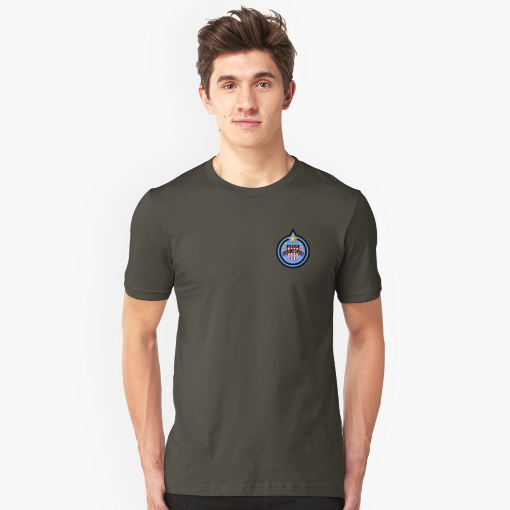 USS Sulaco - Colonial Marine Corps Unisex T-Shirt Front