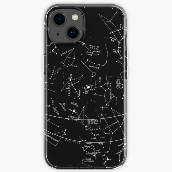 Constellations iPhone Soft Case