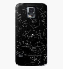Sternbilder Hülle & Klebefolie für Samsung Galaxy