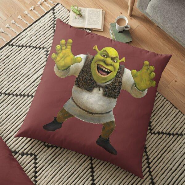 Shrek Floor Pillow