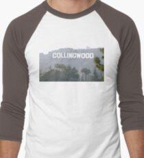 Collingwood Men's Baseball ¾ T-Shirt