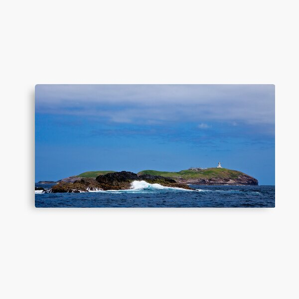 """South Solitary East Side from """"Black Rock Bommy""""  Canvas Print"""