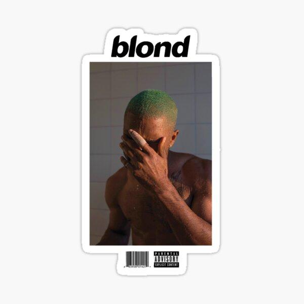 Frank Ocean - Blonde Sticker