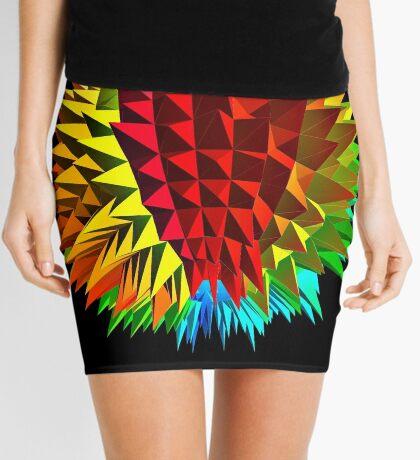 Bleeding Heart 004 Mini Skirt