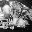 graffiti by deegarra
