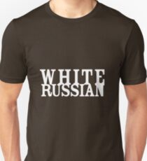 White Russian, White Heat T-Shirt