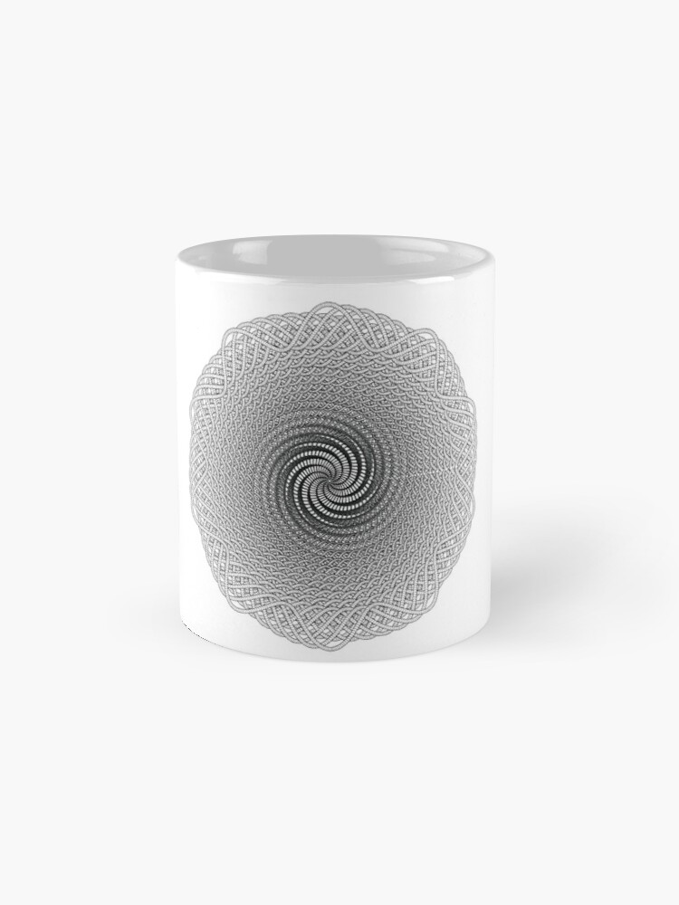 Alternate view of Polar Flower X Mug