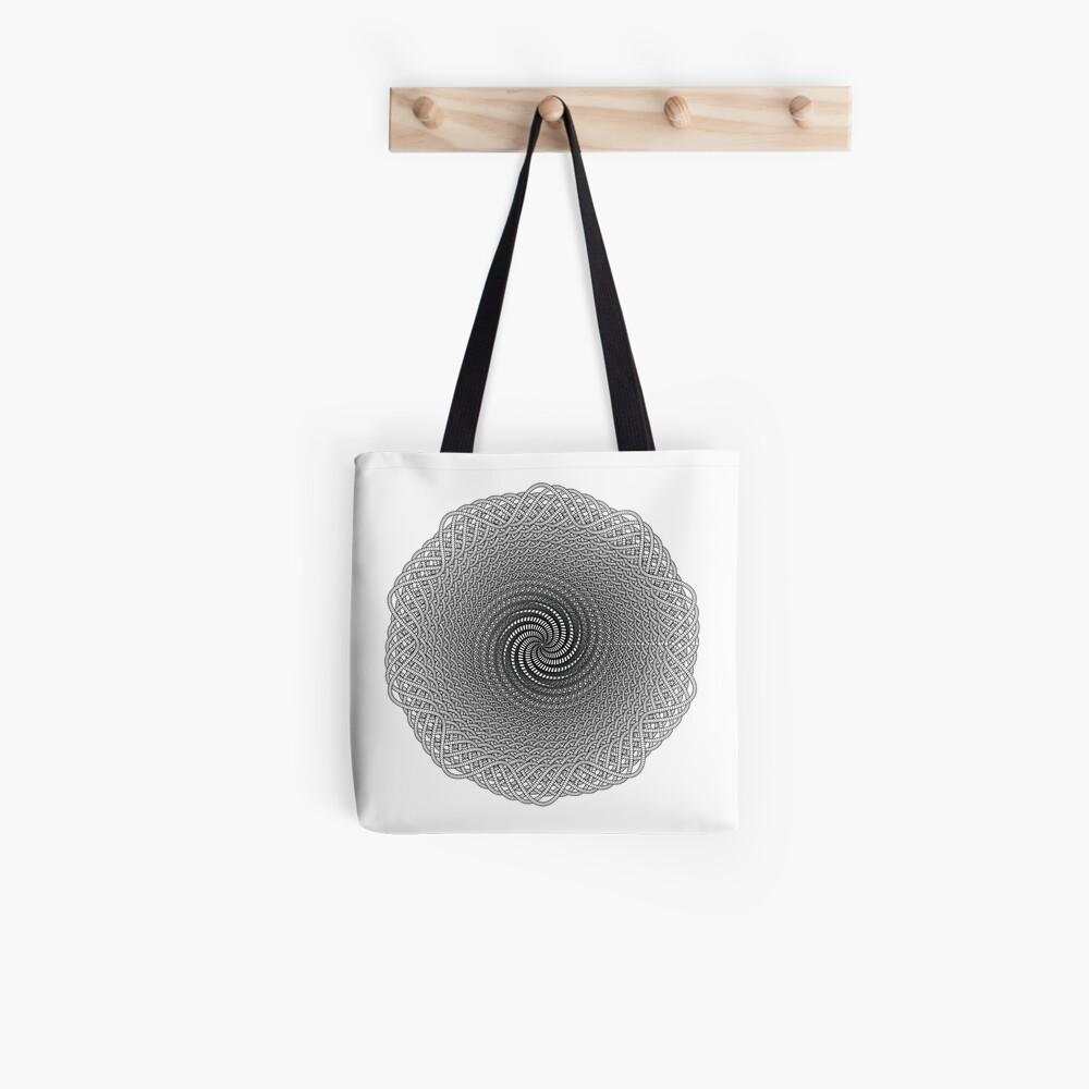 Polar Flower X Tote Bag