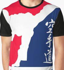 Karate Graphic T-Shirt