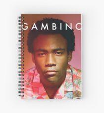 Childish Gambino Because the Internet Spiral Notebook
