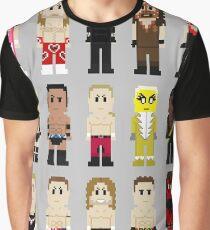 8-Bit Wrestlers '97! Graphic T-Shirt
