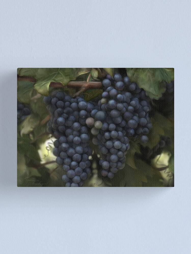 Alternate view of The Harvest Canvas Print