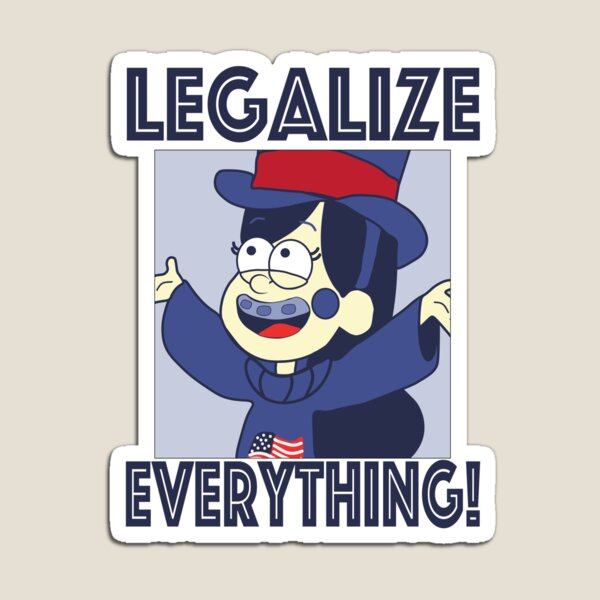 Legalize Everything! Magnet