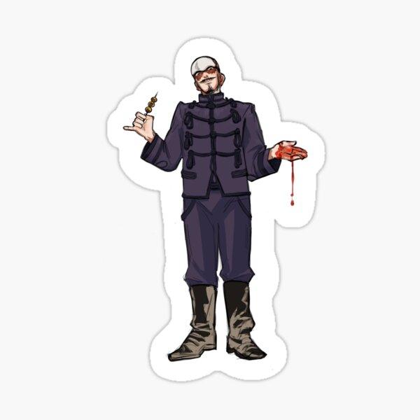 First lieutenant Tsurumi  Sticker