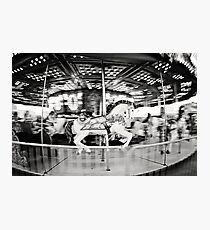 round and round. Photographic Print