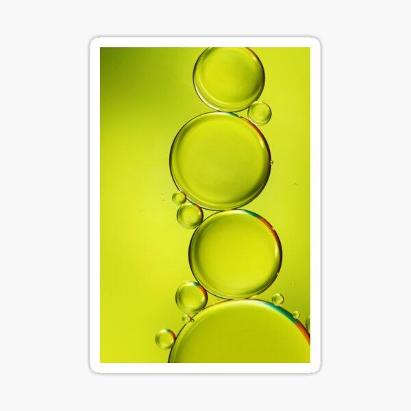 Simply Lime II Sticker