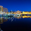 Victoria Dock, Hobart, Tasmania #4 by Chris Cobern