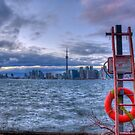 Toronto Island by Gary Cummins