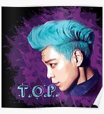 T.O.P ~ Big Bang Poster
