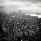 New York City Nostalgia by Jeff Hathaway