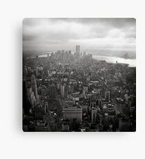 Lienzo New York City Nostalgia
