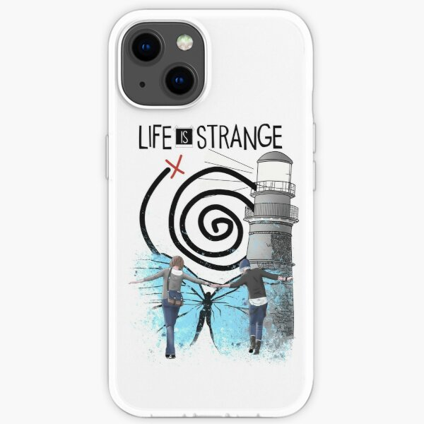 Partner In Time iPhone Soft Case