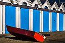 Boatsheds by Werner Padarin
