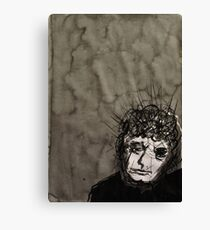 Brett Whiteley's Crown of Thorns Canvas Print