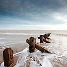 Spurn Point, UK by Moey