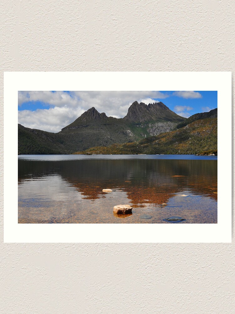 Alternate view of Cradle Mountain Art Print
