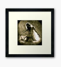 Heart Light Framed Print