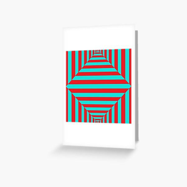 Geometric Composition Art #Geometric #Composition #Art #GeometricCompositionArt #GeometricComposition Greeting Card