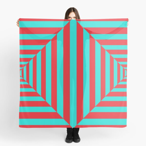 Geometric Composition Art #Geometric #Composition #Art #GeometricCompositionArt #GeometricComposition Scarf