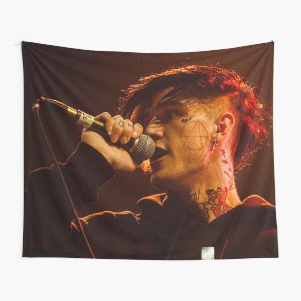 Lil peep's last concert photo Tapestry