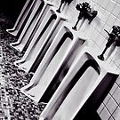 Urinal Line by Benjamin Sloma