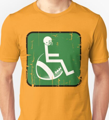 Handicapable Sports: Football T-Shirt
