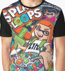Splat Loops Graphic T-Shirt