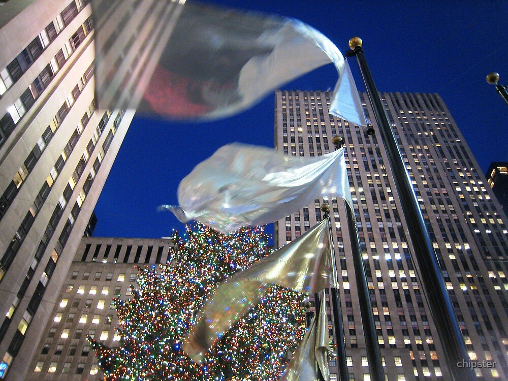 30 Rock at Christmas, 2011 by chipster