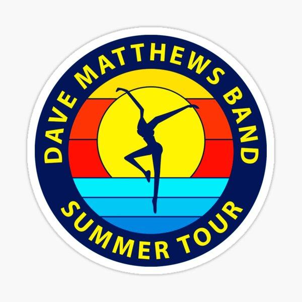 SUMMER TOUR DMB LOGO << DAVE MATTHEWS BAND ///// Sticker