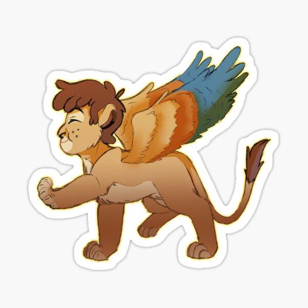 Sphinx Ford Sticker