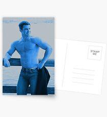 Eric Blue 20 Postcards