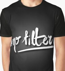#no filter Graphic T-Shirt