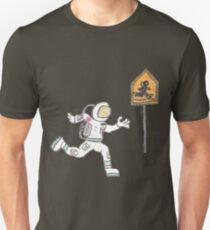 Astronaut Crossing T-Shirt