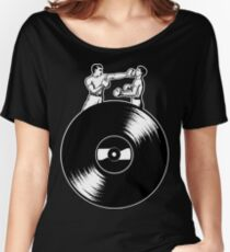 Vinyl Fight Women's Relaxed Fit T-Shirt