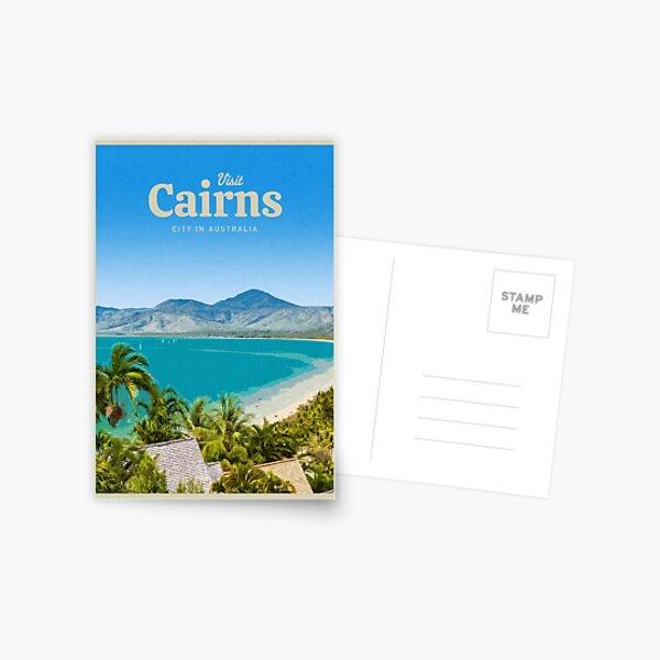 Visit Cairns Postcard